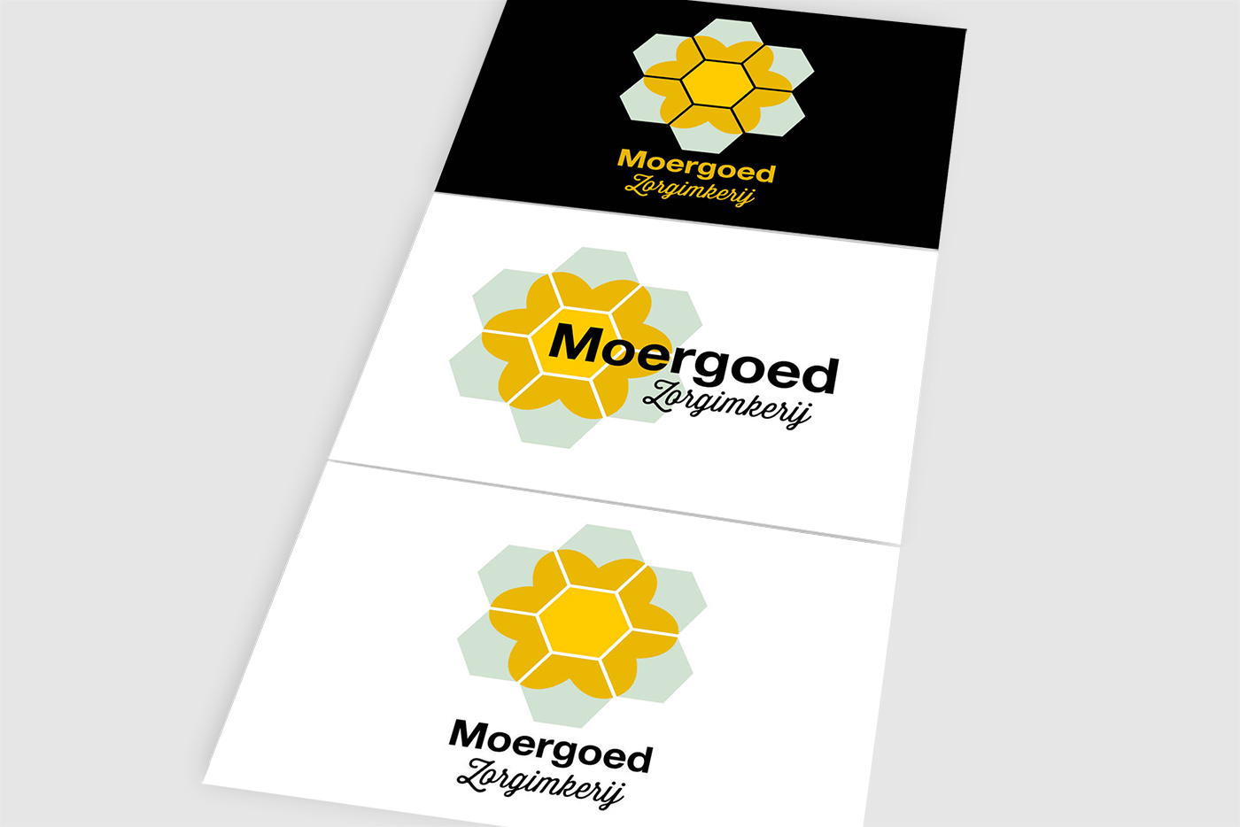 Ontwerp logo Moergoed