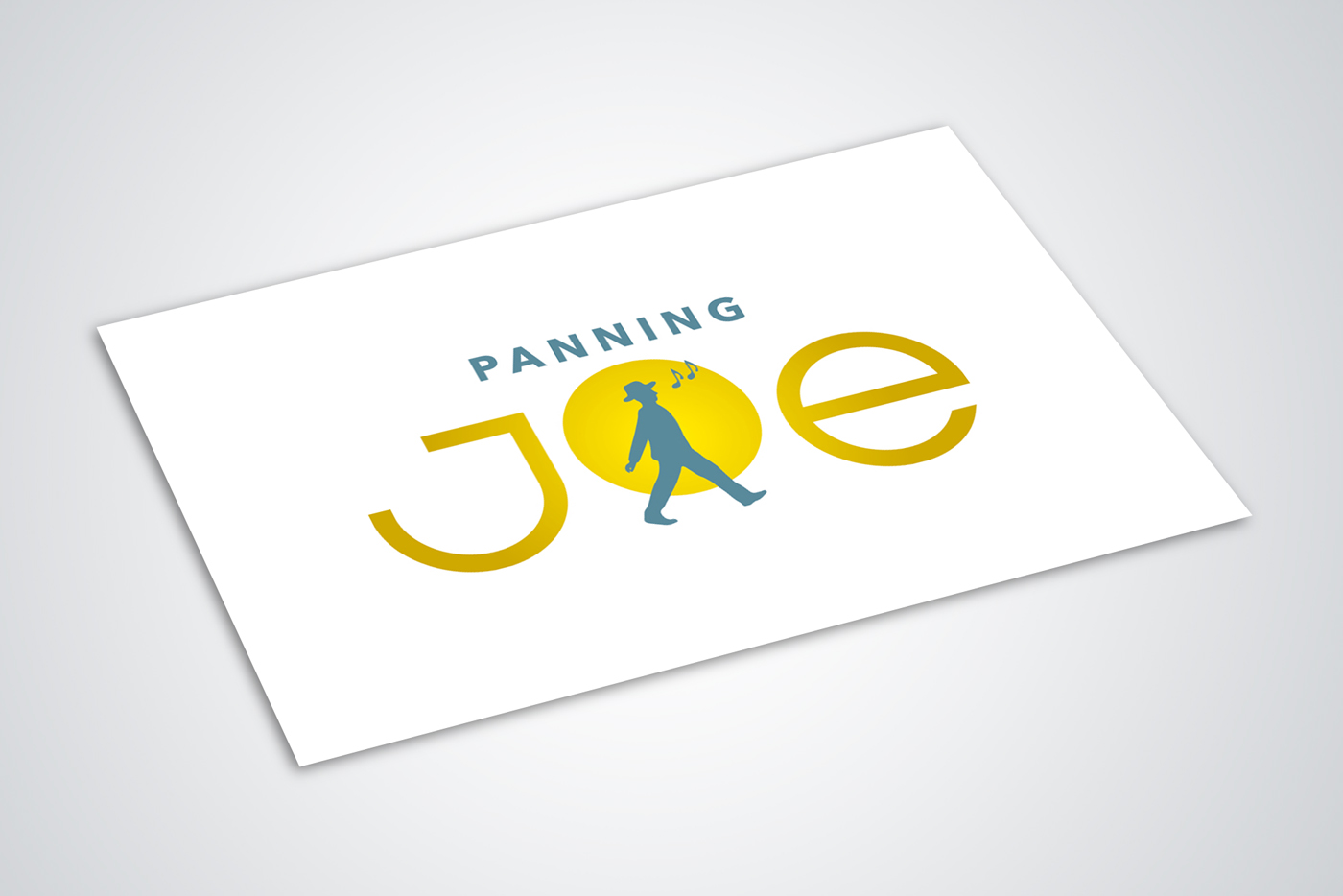 Ontwerp logo Panning Joe